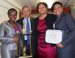 Monroe's Mock Trial Team is for Real – Winners in National Competition