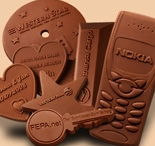 Schokologo in 2012: Chocolate Meets Brand Identity – Confectionary Has Never Been so Exciting