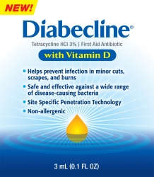 Diabecline Antibiotic Receives Edison Award for Best New Pharmaceutical Product