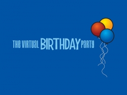 the ultimate birthday gift the virtual birthday party pr com