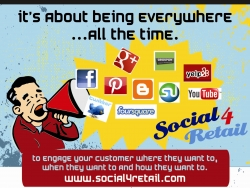 """New Website for """"Everything Social"""" Launched for Local Brick & Mortar Retailers & the Brands They Support"""