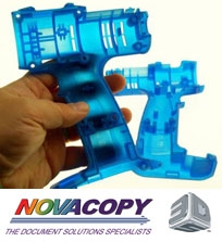 3D Printer Solutions Now at NovaCopy