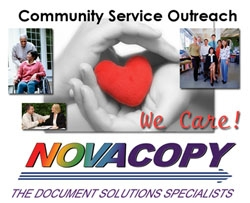 NovaCopy Offering Free Copiers for Non-Profits