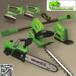 SunZi Products Inc. Releases the Chameleon™ 18V Lithium-Ion Multi-Tool System for the Home, Lawn and Garden