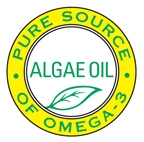 PURE ONE Omega-3 Formulated with Non-Hexane Extracted Algae Oil DHA