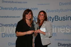 Desert Rose Design Awarded Nation's Top 500 Diverse-Owned Business for 2012