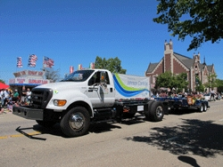 Odyne Systems, LLC Participates in Nation's First Traditional Parade Powered by Advanced Energy