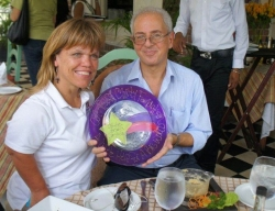 Couples Resorts and the Issa Trust Foundation Host Amy Roloff Star of TLC's