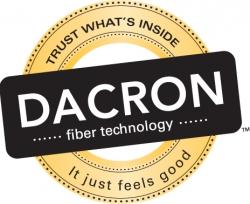 DACRON® Memory Fiber Down Alternative Pillows Debut This Summer