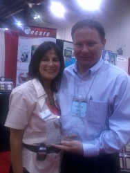 Cornelius, North Carolina-Based StayConnect Electrical Solutions Awarded 2012 DIY Network / National Hardware Show Best New Electrical/Plumbing Product