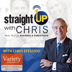 """Cynthia de Lorenzi, Founder and CEO of Success in the City, to Join Host Chris Efessiou on """"StraightUp with Chris"""" Radio Show"""
