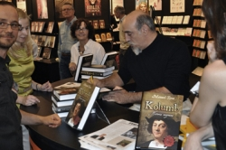 Christopher Columbus Book Becomes Overnight Sensation in Poland