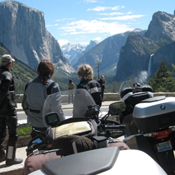 BMW Motorcycle Owners to Converge in Yosemite & California's Gold Country for Unparalleled Riding & Events at 40th Annual 49er Rally, May 24-28, 2012 in Mariposa CA