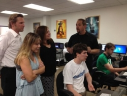 DreamWorks Recruiters Get Eyeful at Exceptional Minds Studio Presenting ...