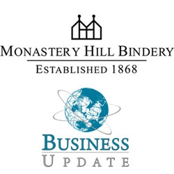 DMG Productions to Feature Monastery Hill Bindery on Upcoming Episode of Business Update