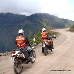 New Dual-Sport Adventure in Northern Ecuador