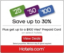 Online Travel MyReviewsNow.net's Affiliate Partner Hotels.com Launches Check-In Cash-Out Summer Sale