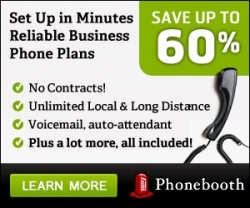 MyReviewsNow.net Adds Small Business and Home Business Phone System Leader Phonebooth to Virtual Mall