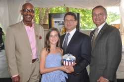 Montlick & Associates Founder, David Montlick, Receives Patriotism Award from the Association of the United States Army