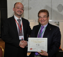 CreAgri Receives International Recognition with Paris Polyphenols 2012 Award