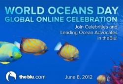 World Oceans Day Media Advisory: OceanElders, WildAid and theBlu to Host Global Online Celebration