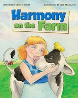 Vegetarian-Themed Children's Book, Harmony on the Farm by Sean R. Smith, Now Available on Amazon