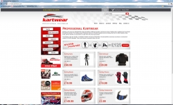 Kartwear.com Follows Other Leading Retailers Online