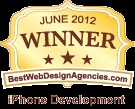 Oxagile is Ranked Among Top 10 iPhone Development Companies by Best Web Design Agencies