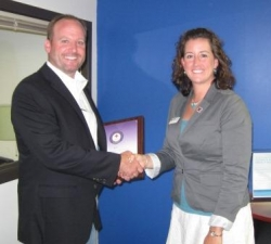 ALPCO Diagnostics Recognized for Support of the American Red Cross 2011 Relief Efforts