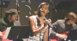 15-Year Old Pays Tribute to the Late Whitney Houston at El Portal Theater in North Hollywoood