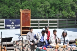 Surprise Lake Camp's Bar and Bat Mitzvah Program Sets New Record