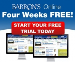 MyReviewsNow.net Features 60% Off Plus 4 Weeks Free Sale on Barron's Magazine Subscription