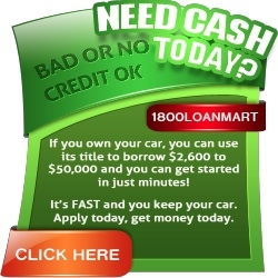 Auto Loans Leader 1-800LoanMart is the Latest Affiliate Partner Added to MyReviewsNow.net's Online Shopping Mall