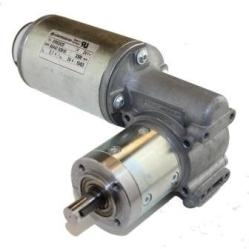 Innovative Worm and Planetary Gear Mating Results in High Torque, High Efficiency, Non-Backdrivable PMDC Gearmotors