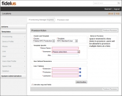 Fidelus Technologies Announces Release of Provisioning Manager Express