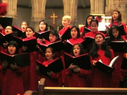 Children & Adults Can Train in a Choir in Hawaii Affiliated with the Royal College of Church Music