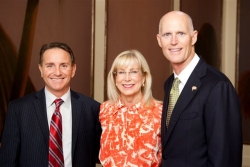 Ron Cika, Broker Coral Shores Realty, Florida Realtors Discuss Real Estate Issues with Florida Leaders and Governor Rick Scott