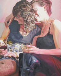 """Renowned Artist Christopher B. Mooney Explores """"New Figurative Works"""" at Gallery 114"""