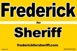 Pima County Sheriff Candidate Terry Frederick Investigates ATT Constitution Attack