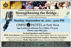 Support Building Bridges Between Americans of All Faiths