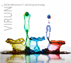 "VIRUN® Receives Eighth Notice-of-Allowance for Patent Applications and Introduces New ""Space"" Within Industry"