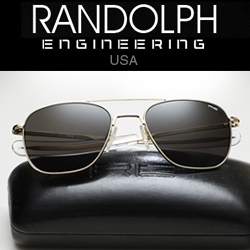 Randolph Engineering Sunglasses - Eyegoodies.com