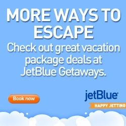 Online Travel Agent MyReviewsNow.net Promotes JetBlue Fall Shipping and Handling Sale