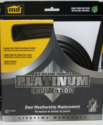 M-B Building's Platinum Collection Door Weatherstrip Replacement Exclusively Available Online from The Hardware City