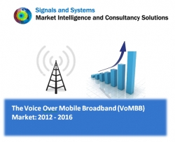 VoLTE Subscriptions to Surpass 100,000 by the End of 2012 Reveals New Research from Signals and Systems Telecom