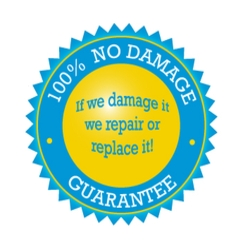 Your Local Movers Outperforms Competition with 100% No Damage Guarantee
