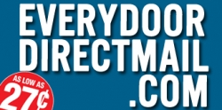 EveryDoorDirectMail.com Dominates Market, Mails Five Million Postcards and Flyers