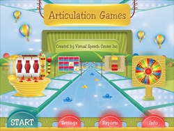 Virtual Speech Center Releases Articulation Speech Therapy App