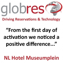 Hotels Celebrate GlobRes-Lodgegate Connection