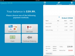 Quicki POS Launches on the Apple iPad with Its New Retail POS System